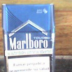 Paquetes de tabaco: CAJETILLA MARLBORO AZUL - PAQUETE DE TABACO. Lote 54017860