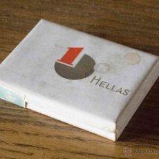 Paquetes de tabaco: CAJETILLA DE TABACO - HELLAS - GRECIA. Lote 54651848