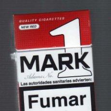 Paquetes de tabaco: CAJETILLA VACÍA DE MARK ADAMS NO.1 . Lote 98208834