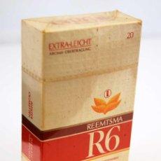 Paquetes de tabaco: ANTIGUO PAQUETE DE TABACO R6. PRECINTADO. Lote 56033419