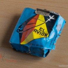 Paquetes de tabaco: PAQUETE DE TABACO VACÍO - EL AVIÓN. Lote 56182203