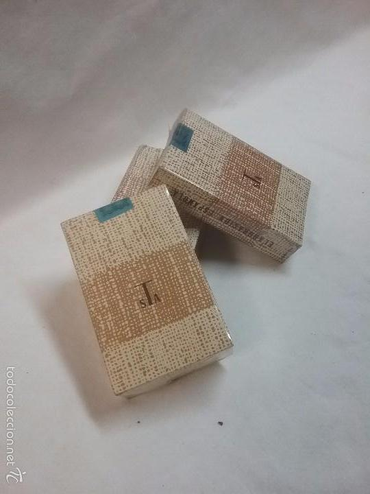 Paquetes de tabaco: LOTE DE TRES CAJA CAJAS SIN ABRIR 10 ENTREFINOS , CIGARROS CORTADOS - ELABORACIÓN ESPAÑOLA - Foto 2 - 57536310