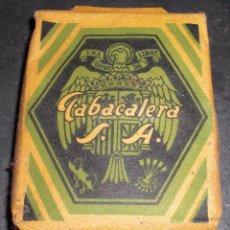 Paquetes de tabaco: PAQUETE DE TABACO FRANQUISTA 25 GRAMOS. Lote 57545751