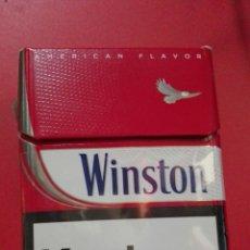 Paquetes de tabaco: WINSTON UCRANIA VACIO. Lote 58653225