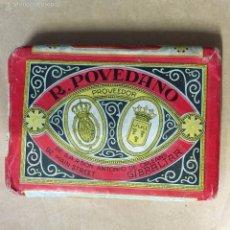 Paquetes de tabaco: TABACO PICADURA GRANULADA EL CUBANITO. Lote 58663101