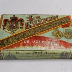 Paquetes de tabaco: ANTIGUO PAQUETE DE PICADURA SELECTA, TABACO - LA ESCEPCION, FABRICA DE TABACOS, CIGARROS Y PAQUETES . Lote 58732353