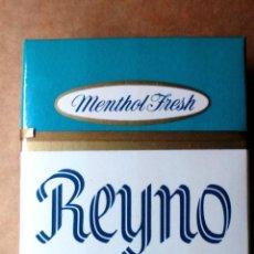 Paquetes de tabaco: 1 ANTIGUA ('60S-'70S) CAJETILLA CON CIGARRILLOS - NUNCA ABIERTA - 'REYNO' (FILTER - DURA). Lote 180123011