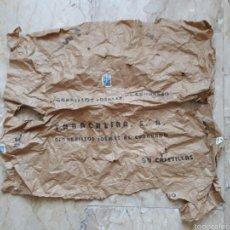Paquetes de tabaco: PAPEL DE CIGARRILLOS IDEALES AL CUADRADO-TABACALERA S.A. Lote 60734546