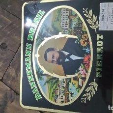 Paquetes de tabaco: DANNEMANN BRASIL PIERROT TABACO. Lote 62699212
