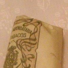 Paquetes de tabaco: COMPAÑIA ARRENDATARIA DE TABACOS - PICADO COMUN FUERTE 25 GRAMOS, ALFONSO XIII. Lote 66157354