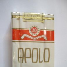 Paquetes de tabaco: APOLO. Lote 67154225