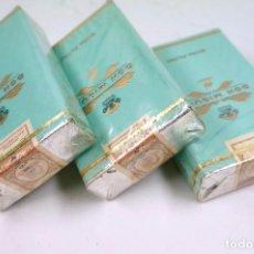 Paquetes de tabaco: DON MIGUEL, 3 PAQUETES DE TABACO POR ABRIR . Lote 68092225