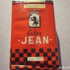 Paquetes de tabaco: JEAN. Lote 71649283