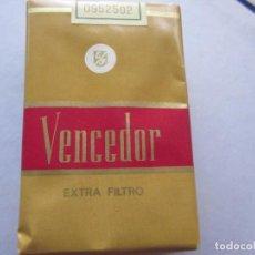 Paquetes de tabaco: VENCEDOR. Lote 72092527