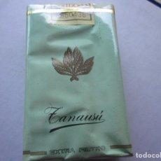 Paquetes de tabaco: TANAUSU. Lote 72833675