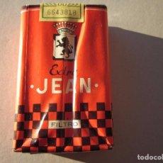 Paquetes de tabaco: JEAN. Lote 72838863