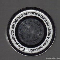 Paquetes de tabaco: CAJA METÁLICA VACÍA DE MAKLA IFRIKIA - 20 GRAMOS -. Lote 289328508