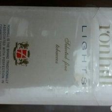 Paquetes de tabaco: RONHILL LIGHTS BOSNIA HERZEGOVINA. Lote 76777894