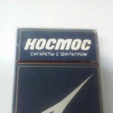 Paquetes de tabaco: PAQUETE TABACO HOCMOC ANTIGUO ( ÉPOCA CARRERA ESPACIAL) ÚNICO EN INTERNET(SIN ABRIR) A ESTRENAR. Lote 79098757