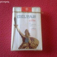 Paquetes de tabaco: PAQUETE DE TABACO CELTAS EXTRA LARGO FILTRO SIN ABRIR. CON 20 CIGARRILLOS HEBRA. TOBACCO. CIGARROS . Lote 80083017