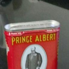 Paquetes de tabaco: LATA DE TABACO PRINCE ALBERT. Lote 84413852