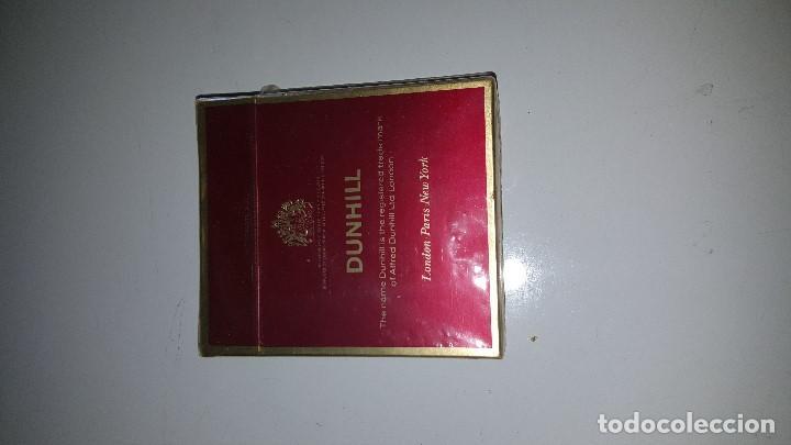 ANTIGUO PAQUETE DUNHILL (Coleccionismo - Objetos para Fumar - Paquetes de tabaco)