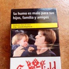Paquetes de tabaco: PAQUETE DE TABACO CHESTERFIELD 20 RED ,VACIO.ESPANHA. Lote 87137728