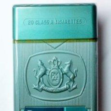 Paquetes de tabaco: 1 ANTIGUA ('60S-'70S) CAJETILLA CON CIGARRILLOS - NUNCA ABIERTA - 'PAXTON' (MENTHOL FILTER - DURA). Lote 180123125