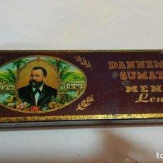 Paquetes de tabaco: DANNEMANN SUMATRA MENOR LONJA. Lote 93029970