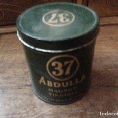 Paquetes de tabaco: ABDULA 34. Lote 97082787