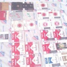 Paquetes de tabaco: LOTE CAJETILLAS DE CIGARRILLOS DE BRASIL. Lote 97519983