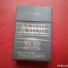 Paquetes de tabaco: ASTOR TABACO PAQUETE VENEZUELA . Lote 97826759
