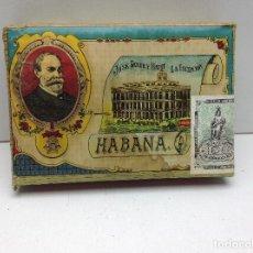 Paquetes de tabaco: PICADURA SELECTA DE TABACO JOSEP GENER Y BATET HABANA /2. Lote 98997915
