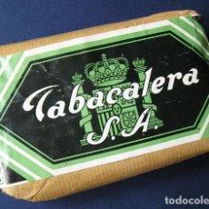 Paquetes de tabaco: TABACALERA ESPAÑOLA. PICADURA DE TABACO, PICADO FINO SUPERIOR 125 GR, CORONA REAL - PRECINTADO. Lote 101418735