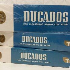 Maços de tabaco: DUCADOS TABACALERA S.A. Lote 103870492