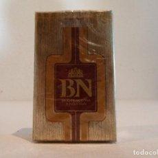 Paquetes de tabaco: ANTIGUO PAQUETE DE TABACO BN (BAJO EN NICOTINA) - ESPAÑA - SIN ABRIR . Lote 105846803