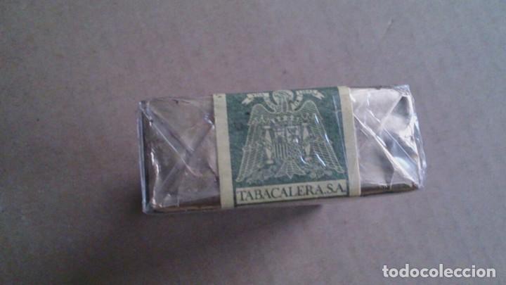 Paquetes de tabaco: PAQUETE TABACO MENCEY EXTRA FILTRO - Foto 3 - 108375447