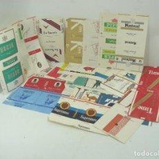 Paquetes de tabaco: COLECCION 20X PAQUETES TABACO RARO -PLANOS - VACIOS ¡¡VER FOTOS ¡¡ PAQUETE CIGARROS PITILLOS 6. Lote 108726739