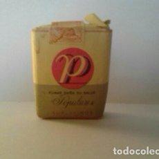Paquetes de tabaco: ES UN PAQUETE DE TABACO POPULARES. Lote 110572307