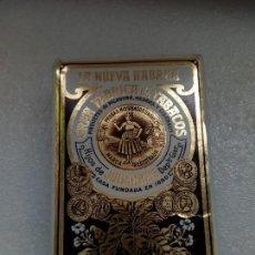Paquetes de tabaco: PICADURA DE TABACO SUAVE LA NUEVA HABANA HIJOS DE JULIAN REIG SIN ABRIR RAREZA MUY DECORATIVO. Lote 112509195
