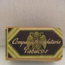Paquetes de tabaco: PAQUETE TABACO PICADURA TABACALERA 125 GRAMOS SIN ABRIR AGUILA FRANQUISTA. Lote 112510703