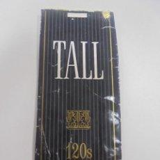 Paquetes de tabaco: PAQUETE DE TABACO. MARCA TALL. VACIO. VER FOTOS. Lote 112842555