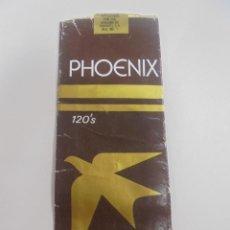 Paquetes de tabaco: PAQUETE DE TABACO. MARCA PHOENIX. VACIO. VER FOTOS. Lote 112842583