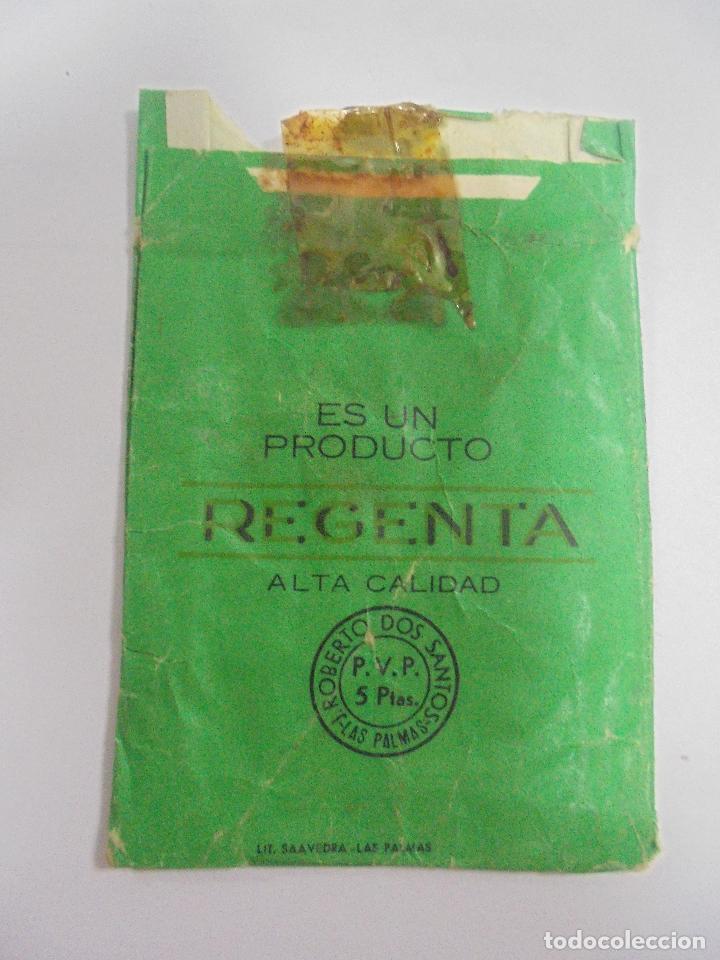 Paquetes de tabaco: PAQUETE DE TABACO. MARCA MECANICOS ESPECIAL. PRODUCTOS REGENTA. VACIO. VER FOTOS - Foto 2 - 112849507