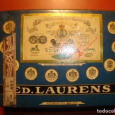 Paquetes de tabaco: LAURENS. Lote 112917207