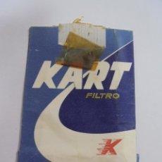 Paquetes de tabaco: PAQUETE DE TABACO. MARCA KART. FILTRO. VACIO. VER FOTOS. Lote 112950347