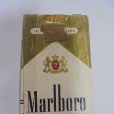 Paquetes de tabaco: PAQUETE DE TABACO. MARCA MALBORO 100'S. VACIO. VER FOTOS. Lote 112952115