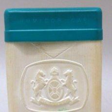 Paquetes de tabaco: PAQUETE TABACO PLÁSTICO BOND STREET VIRGINIA FILTER SIN CIGARRILLOS. Lote 112968359
