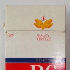 Paquetes de tabaco: (TC-115) PAQUETE TABACO VACIO R6 INTERNATIONAL. Lote 114283255