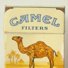 Paquetes de tabaco: (TC-115) PAQUETE TABACO VACIO CAMEL. Lote 114284395